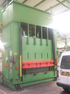 Automatisme presse hydraulique